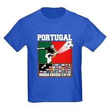 Portugal World Soccer T