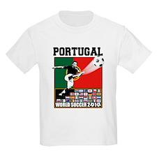 Portugal World Soccer T-Shirt