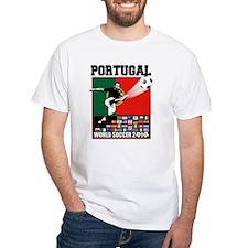 Portugal World Soccer Shirt