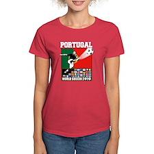Portugal World Soccer Tee