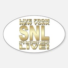 Saturday Night Live Decal