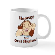 Hooray For Oral Hygiene Mug