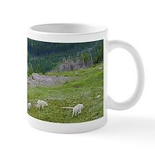 Mountain Goats Logan Pass Mug