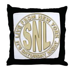Saturday Night Live Throw Pillow