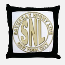 Saturday Night Live Throw Pillow