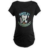 Dental hygienist Maternity T-shirts (Dark)