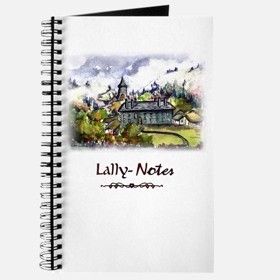 LOL Lally-Notes II Journal