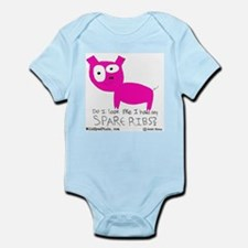 Wild Eyed Pixie - SpareRibs Infant Creeper