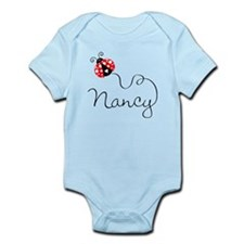Ladybug Nancy Infant Bodysuit