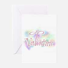 Be Mine Greeting Cards (Pk of 10)