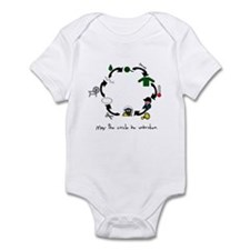 Cute Unbroken Infant Bodysuit