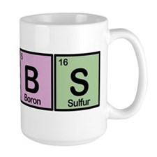 Scrubs made of Elements Mug
