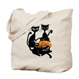 Halloween Regular Canvas Tote Bag