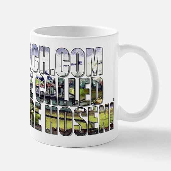LOL Many Are Called Mug