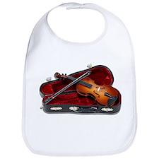 Ready to Play Violin Bib