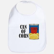 Can of Corn Bib