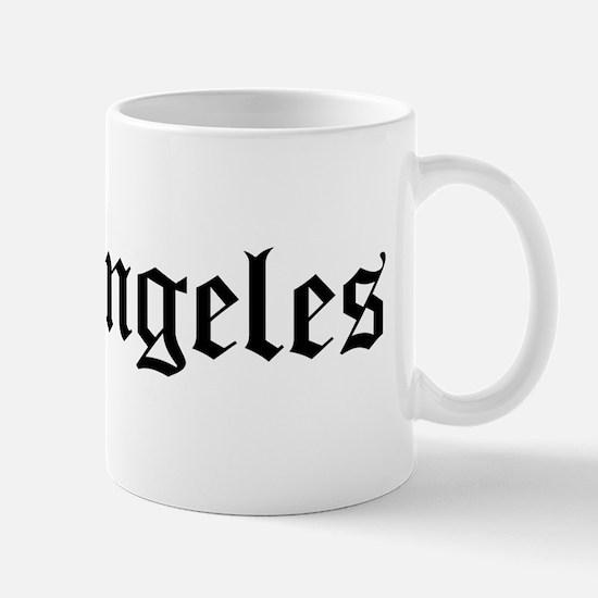 Los Angeles LA Mug