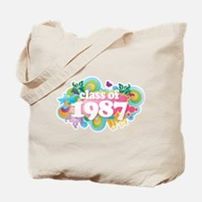 Class of 1987 Tote Bag