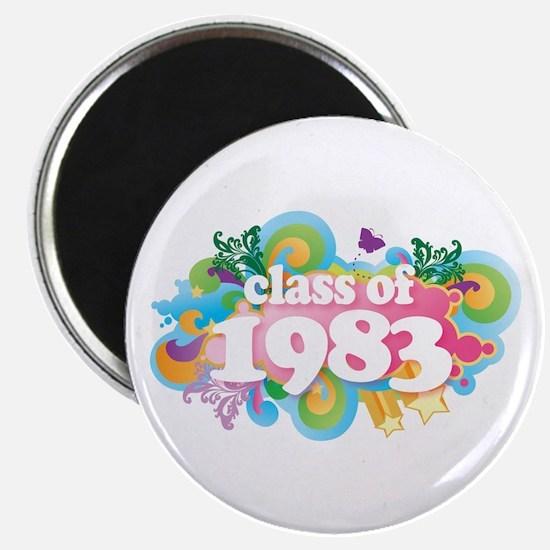 Class of 1983 Magnet