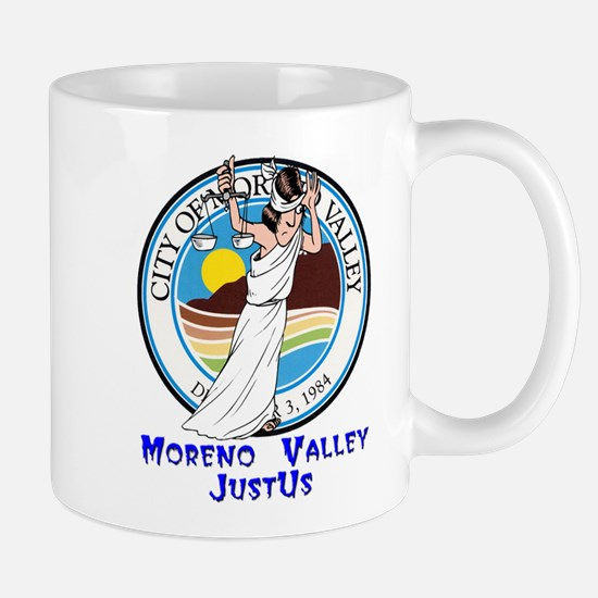 Moreno Valley JustUs Mug