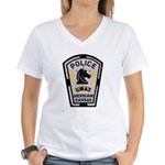 Merriam Police SWAT Women's V-Neck T-Shirt