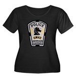 Merriam Police SWAT Women's Plus Size Scoop Neck D
