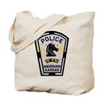 Merriam Police SWAT Tote Bag
