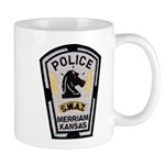 Merriam Police SWAT Mug