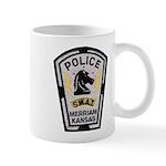 Merriam Police SWAT Mug