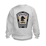 Merriam Police SWAT Kids Sweatshirt