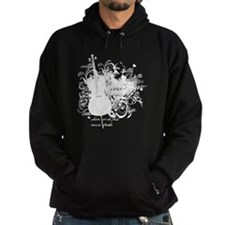 Music Speaks Cello Hoodie
