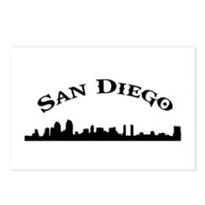 California so cal Postcards (Package of 8)