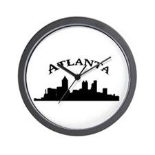 Funny Atl Wall Clock