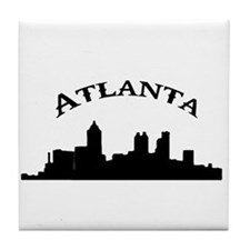 Cute Ga Tile Coaster