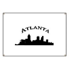 Cute Atlanta Banner