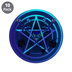 Blue Pentagram and Daggers 3.5