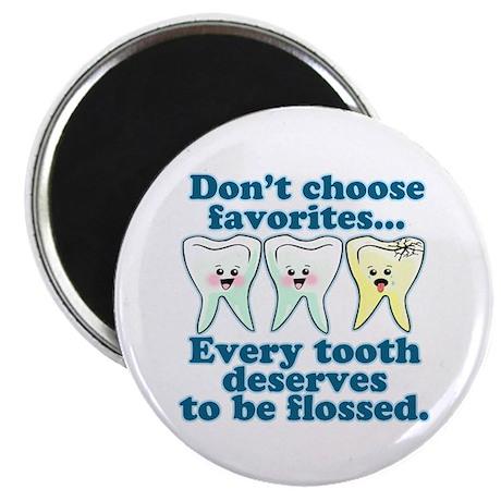 Funny Dentist Humor Magnet