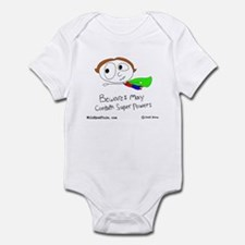 WildEyedPixie Superpowers Infant Bodysuit