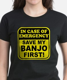 Banjo Emergency Tee