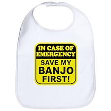 Banjo Emergency Bib