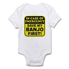 Banjo Emergency Infant Bodysuit