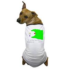 Wild Eyed Pixie - MyProblems Dog T-Shirt