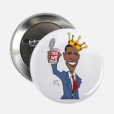 """Obama Humor 2.25"""" Button"""