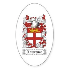Lawrence [Scottish] Decal