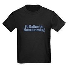 I'd Rather be Homebrewing T