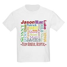 Team General Hospital Kids Light T-Shirt