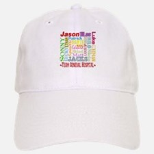 Team General Hospital Baseball Baseball Cap