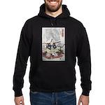 Samurai Warrior Akechi Mitsuhide (Front) Hoodie (d
