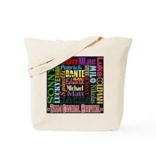 Team General Hospital Tote Bag
