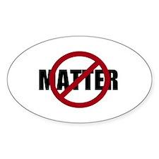 Anti-matter Decal